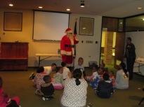 Opelousas Christmas Pajama Story Time
