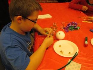 Christmas Ornament Workshop
