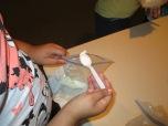 Ice cream in a bag activity