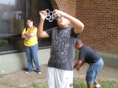 Bubbles Bubbles Everywhere Workshop