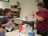 Ice Cream in a Bag Workshop