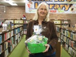 Congratulations to Bonne on winning our Mardi Gras give-a-way!